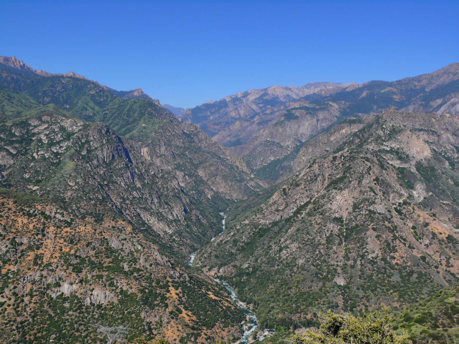 Kings Canyon National Park Camping