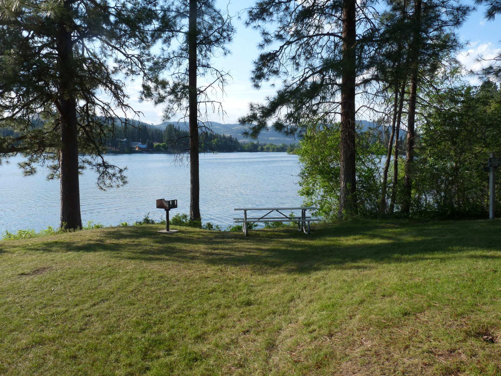 Curlew Lake Campground, Curlew Lake, WA: 4 photos