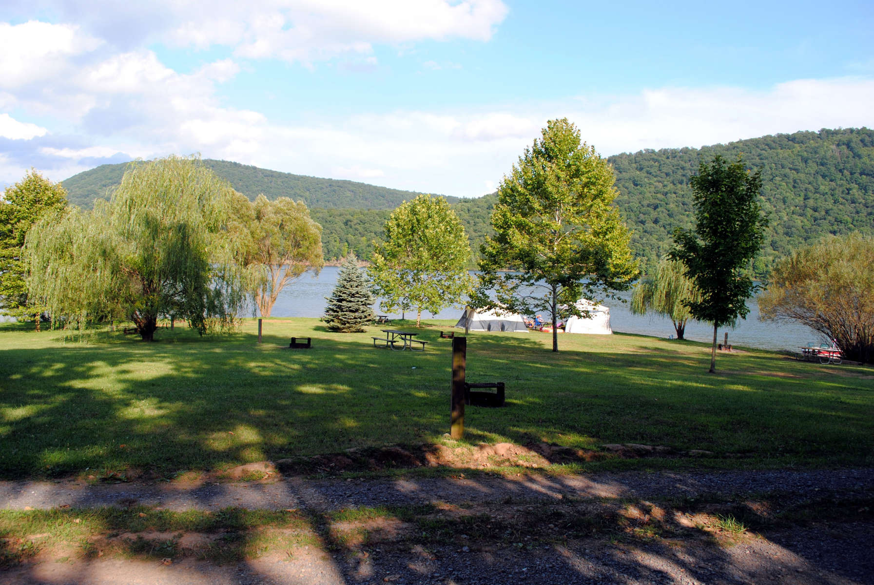 Susquehannock Campground Raystown Pa 1 Photo