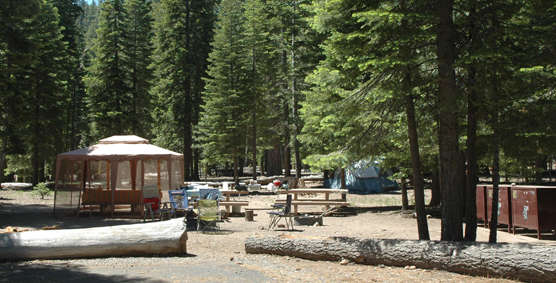 Lost Creek Group Campground Lassen Volcanic Ca 1 Photo
