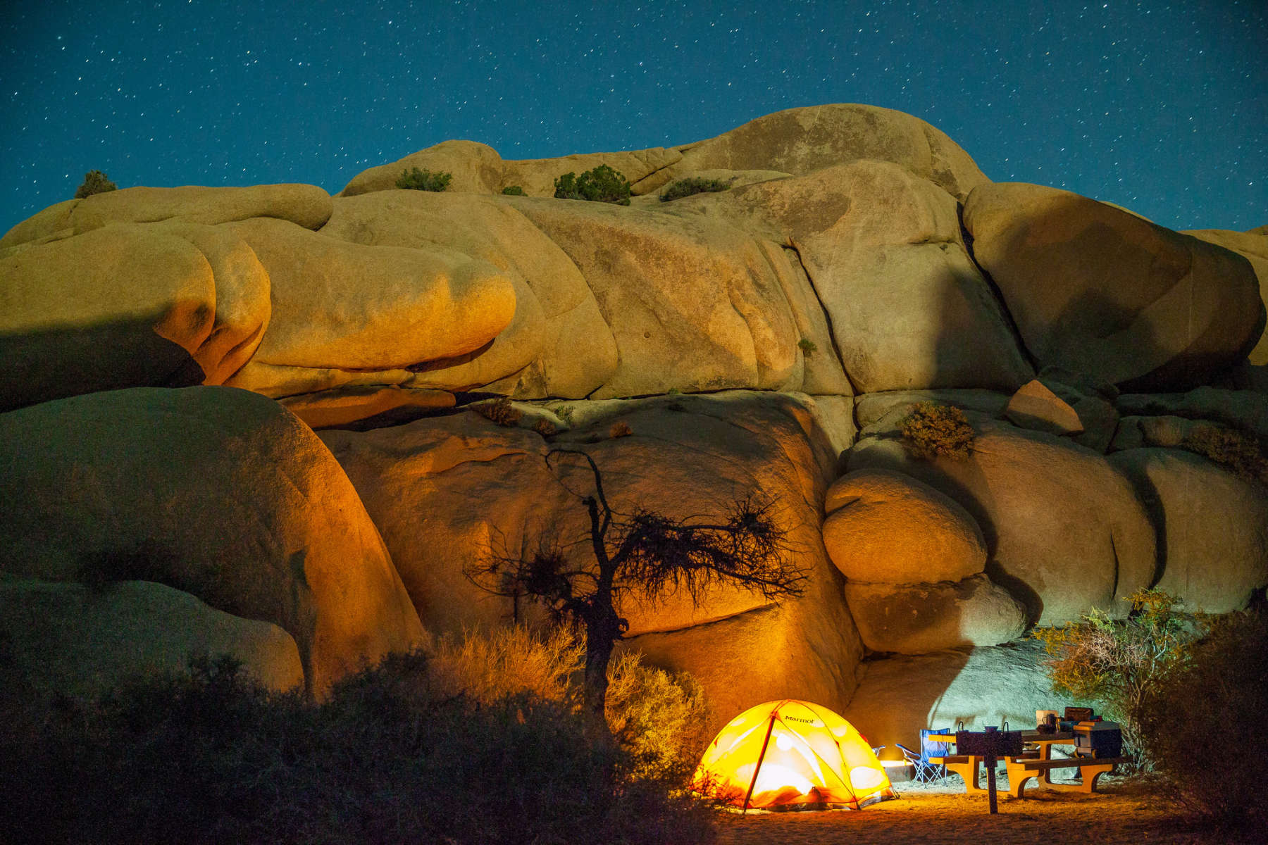 jumbo rocks campground, joshua tree, ca: 51 hipcamper reviews and