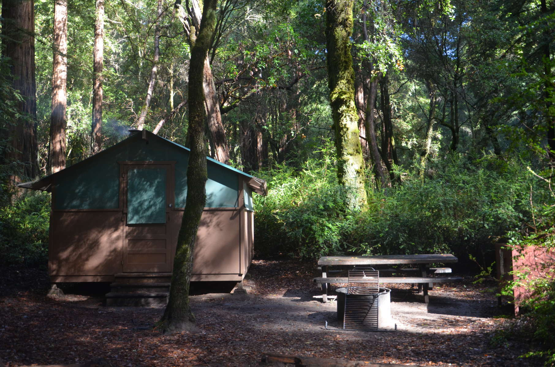 ... Aswin Ajaiy Kumaran M.u0027s Photo At Big Basin Tent Cabins ...