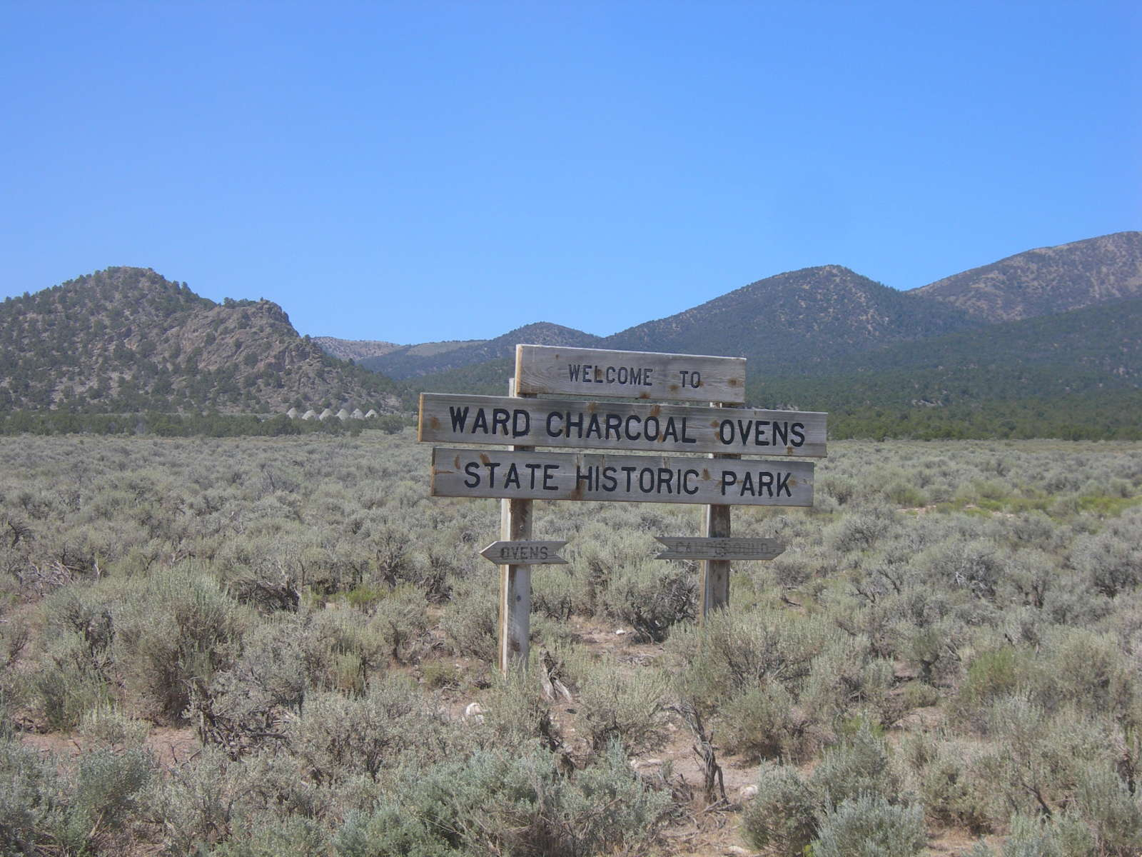Willow Creek Campground Ward Charcoal Ovens Nv 4 Photos