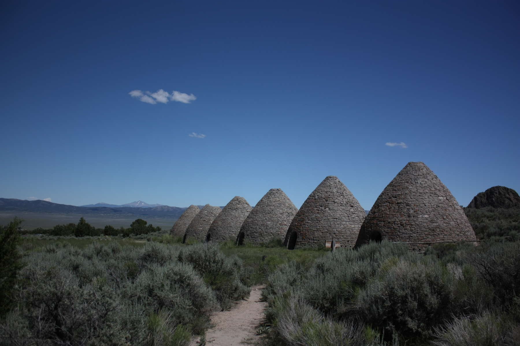 Photos Of Willow Creek Campground Ward Charcoal Ovens Nv