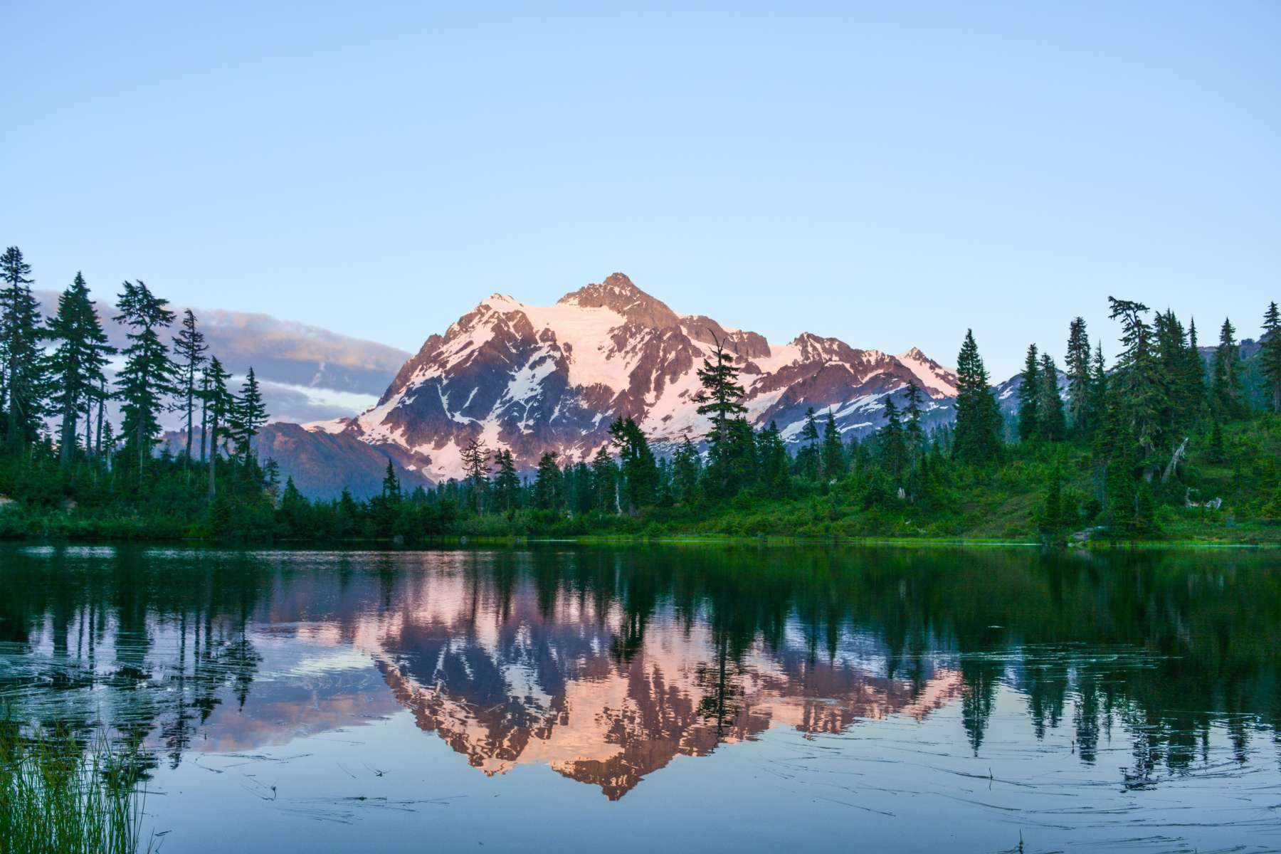 Forest Lake Auto Group >> Mt. Baker National Recreation Area, Mount Baker-Snoqualmie ...