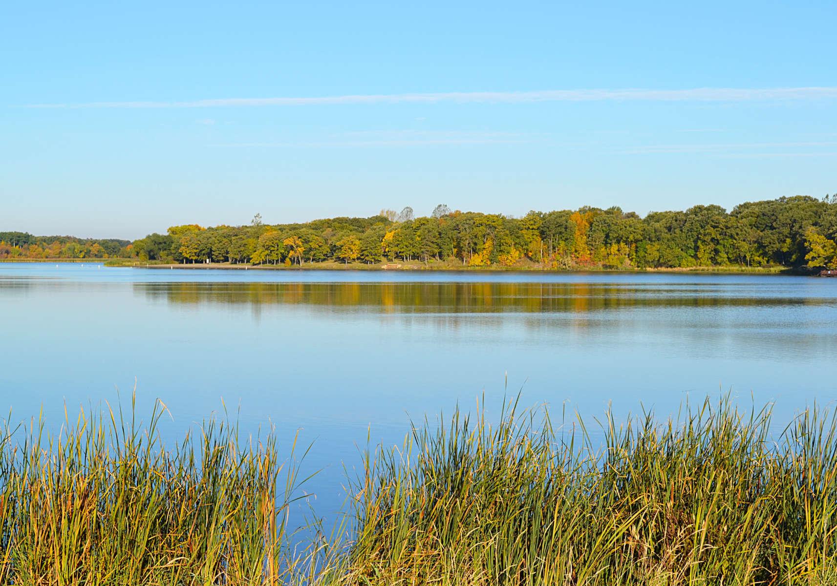 Burke lake campground burke lake sd 7 photos for Burke lake fishing