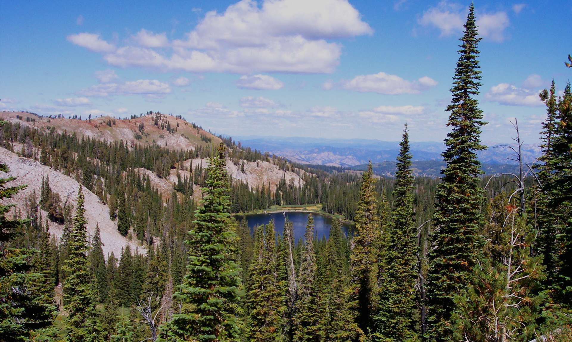 Bull Trout Lake Campground & Group Sites, Boise, ID: