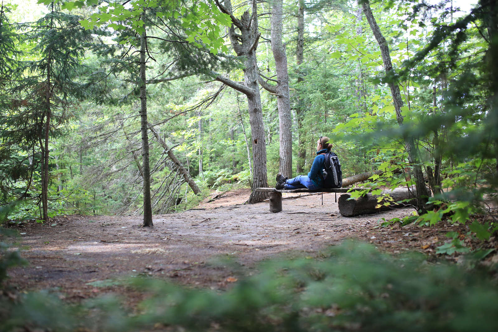 Best Camping In And Near Pictured Rocks National Lakeshore