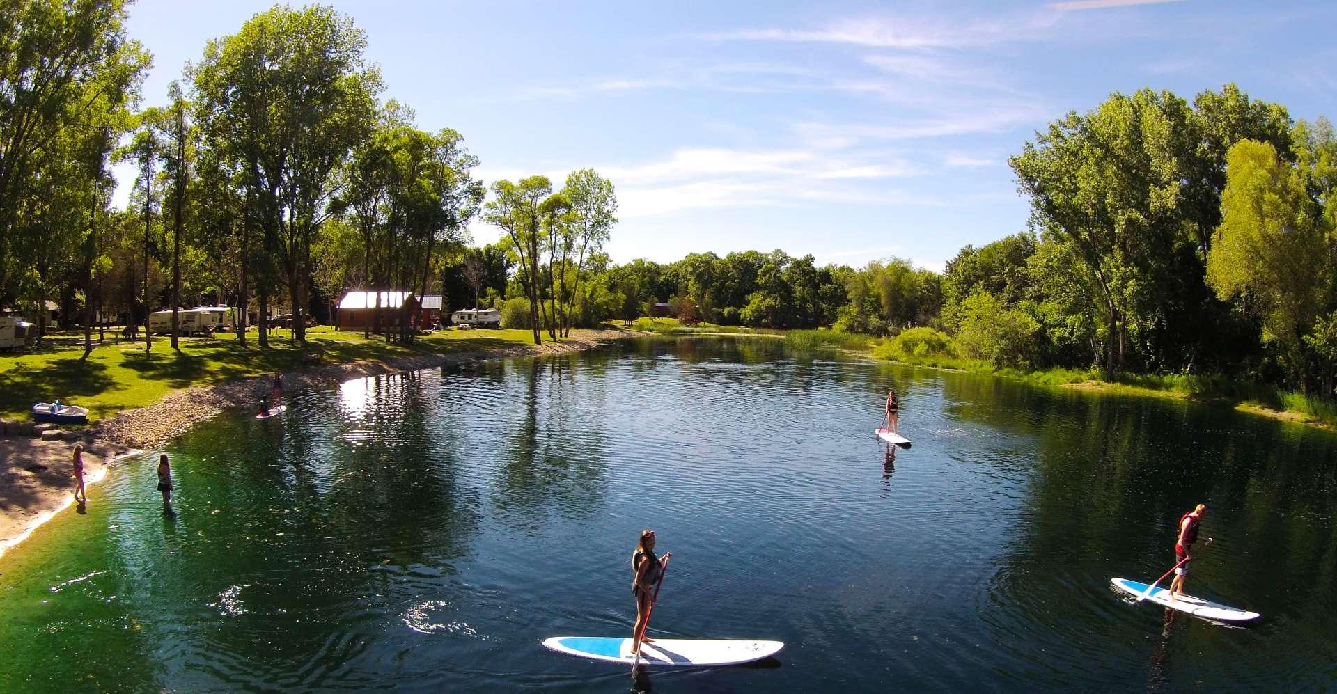 Green lake campground green lake campground wi 6 photos for Green lake wi fishing