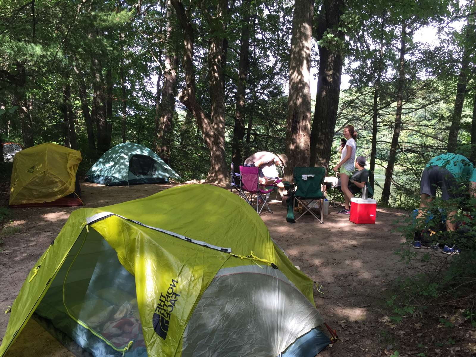 Dingmans Campground Delaware Water Gap Pa 5 Hipcamper Reviews And 18 Photos