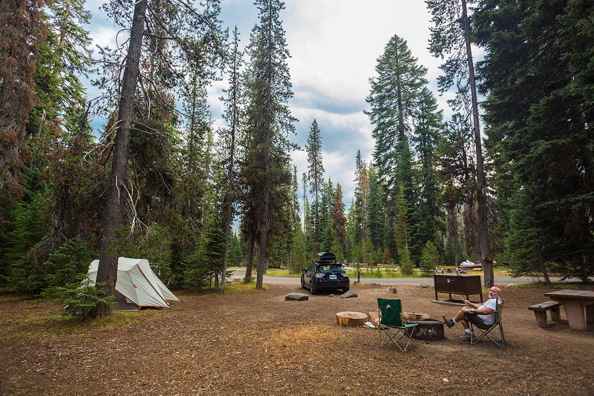 mazama campground crater lake or 16 hipcamper reviews and 28 photos