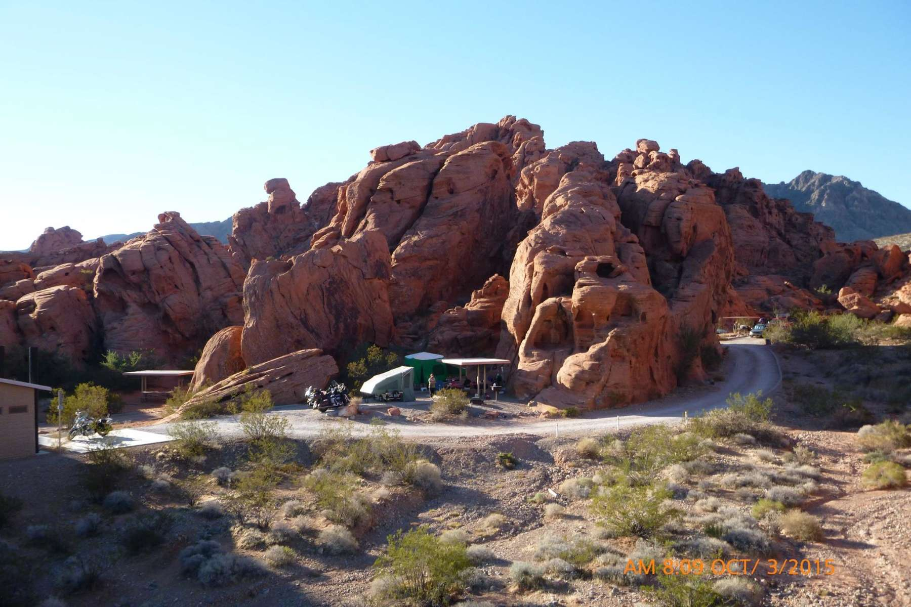 Valley Of Fire Nevada Reservations