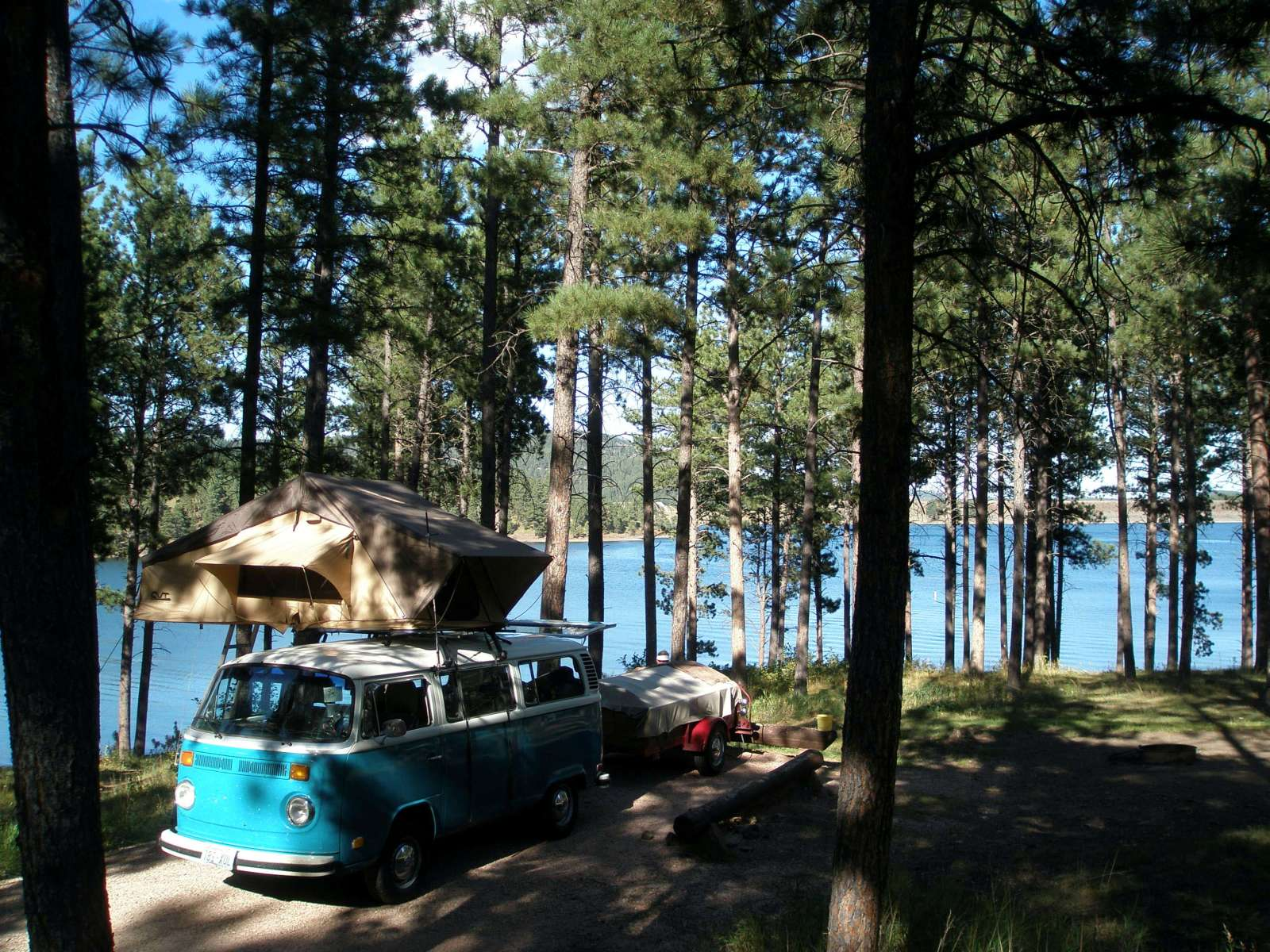 Best Camping In And Near Black Hills National Forest Sd
