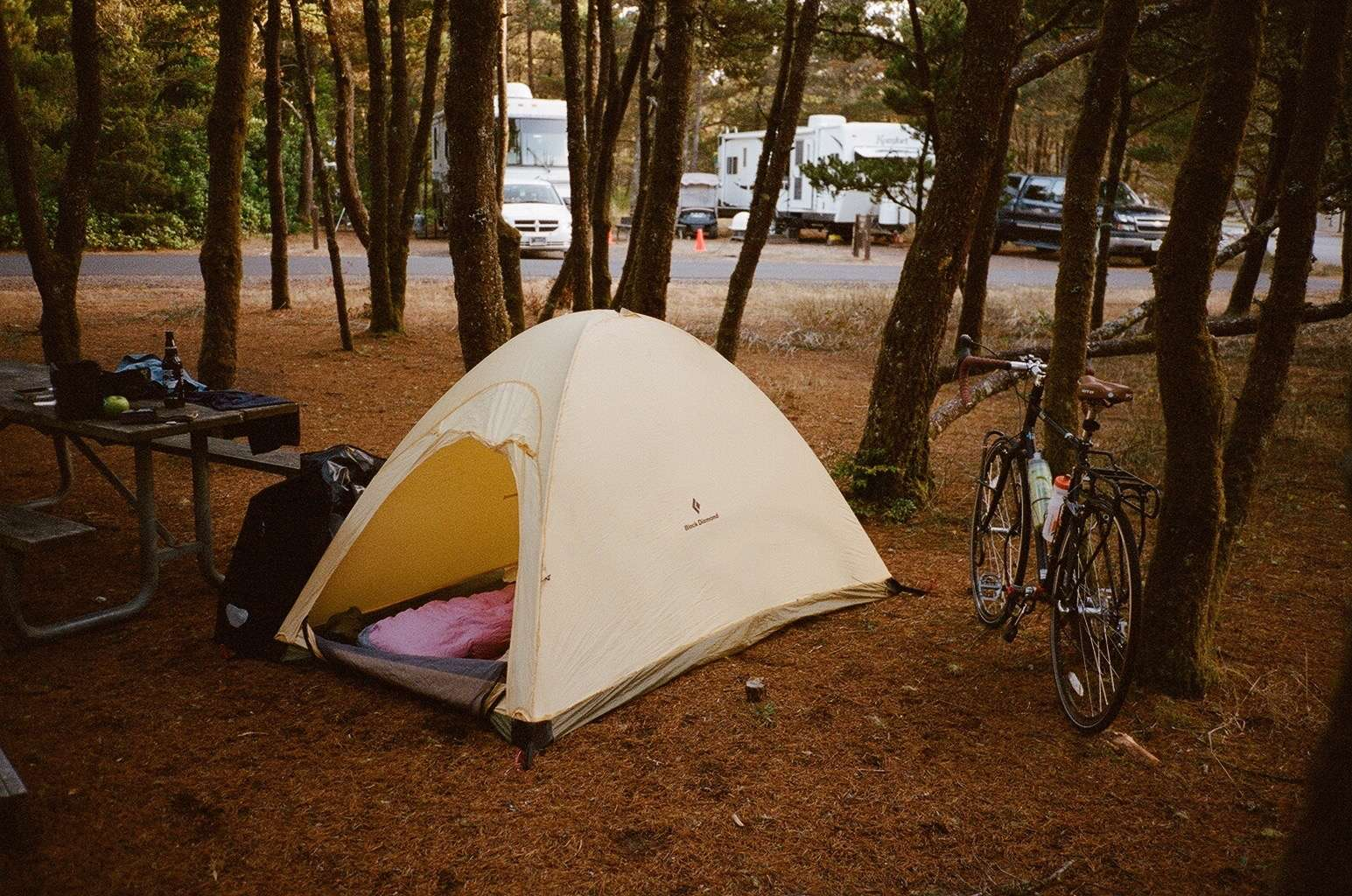 Nicholas R S Photo At Beverly Beach Campground