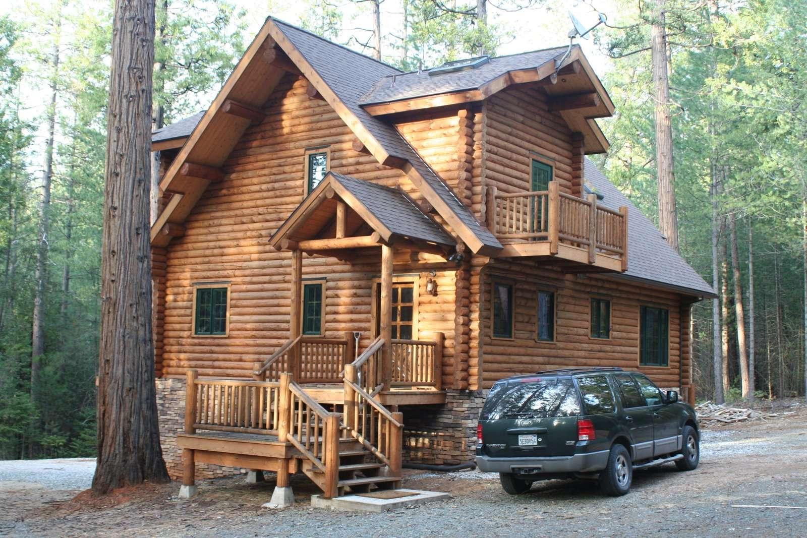 Gold creek cabin sierra nevada foothills ca 5 hipcamper for Sierra nevada cabine