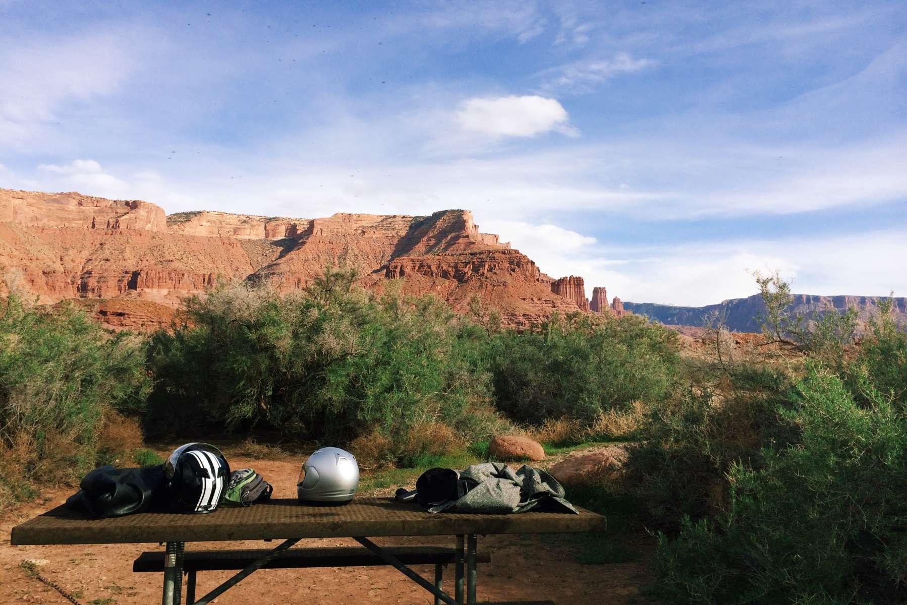 Forest Lake Auto Group >> Hittle Bottom Campground, Moab, UT: 10 photos