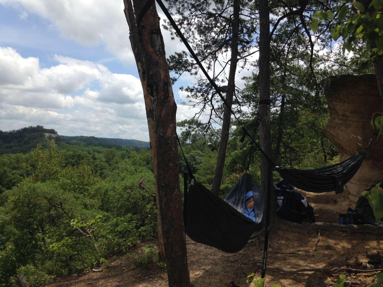 Koomer Ridge Campground Daniel Boone Ky 1 Hipcamper