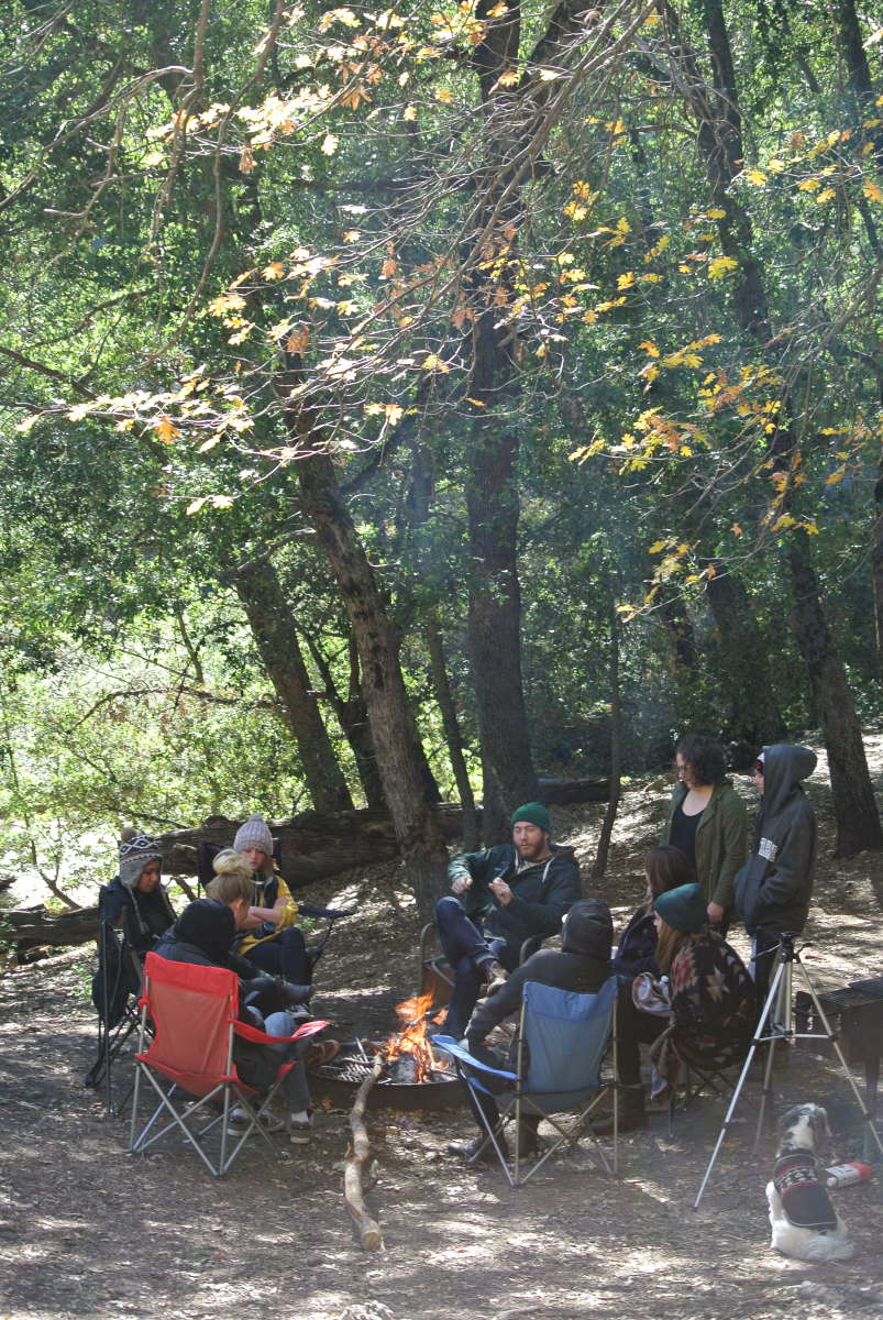 Observatory Campground, Palomar Mountain, CA: 6 Hipcamper ...