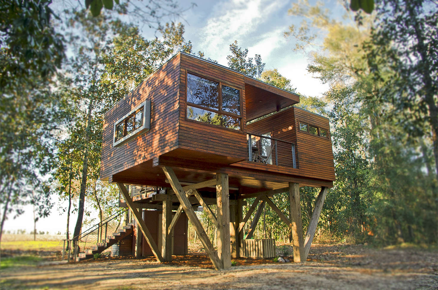 Treehouse, Coldwater Gardens, FL: 7 Hipcamper reviews and 16 photos