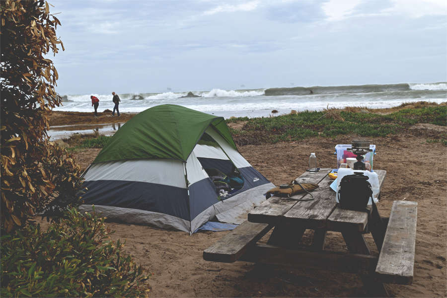 ... Carla B.u0027s Photo At Santa Cruz Campground ...