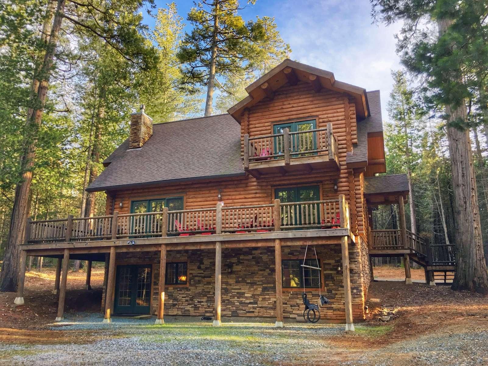 gold creek cabin sierra nevada foothills ca 5 hipcamper reviews