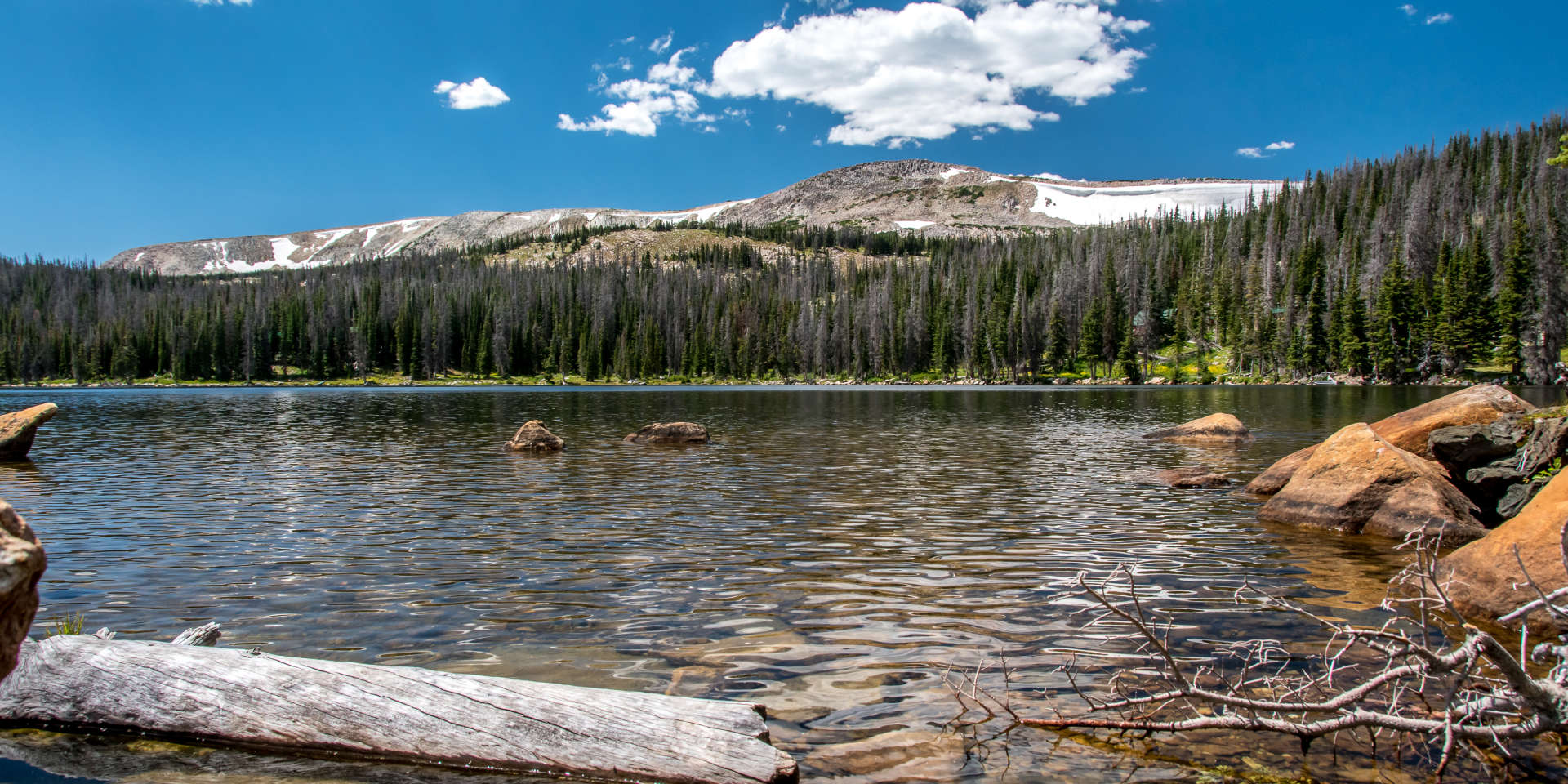 Brooklyn Lake Campground Medicine Bow Wy 3 Photos