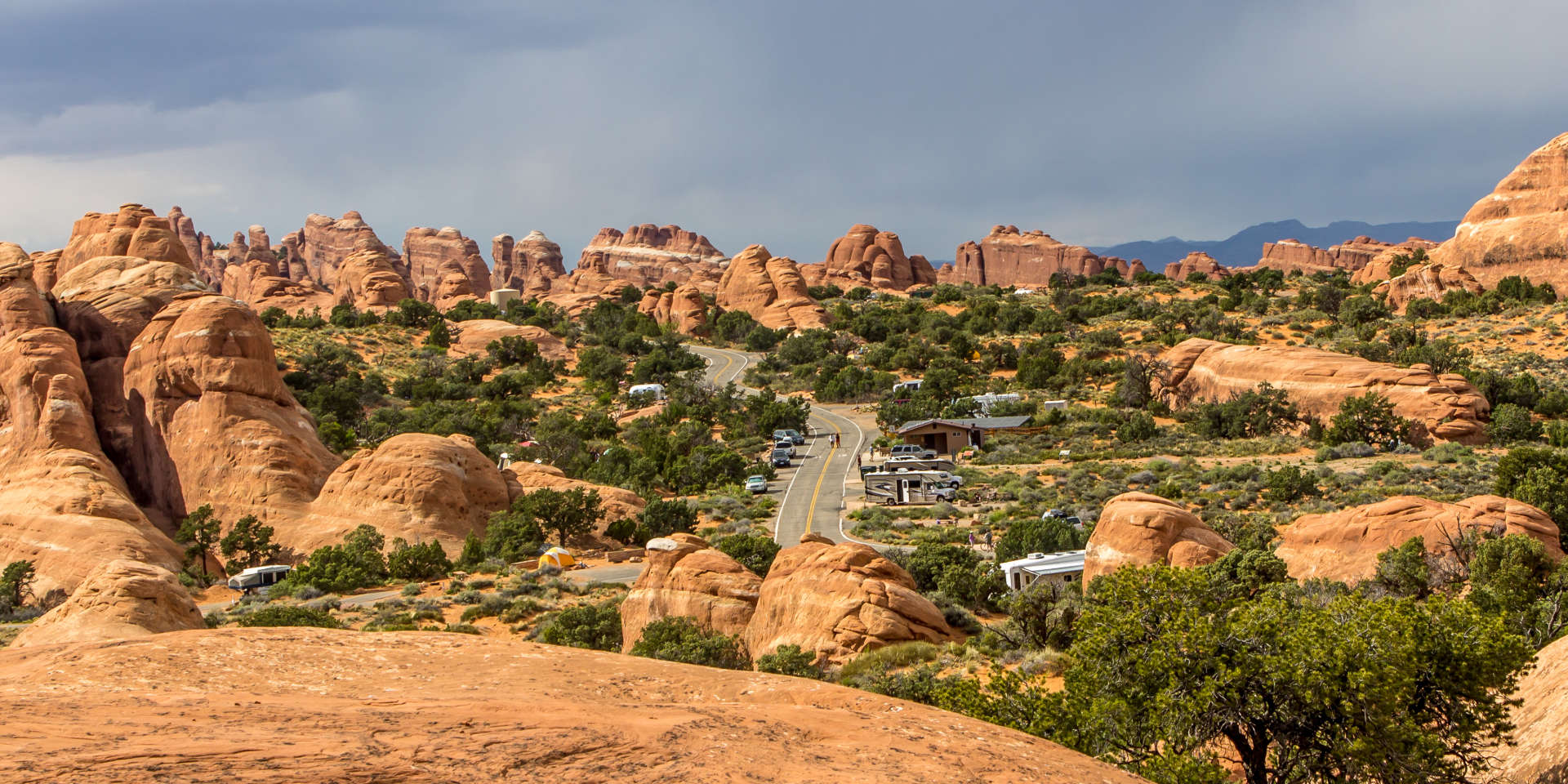 Devils Garden Campground, Arches, UT: 7 Hipcamper reviews and 54 photos