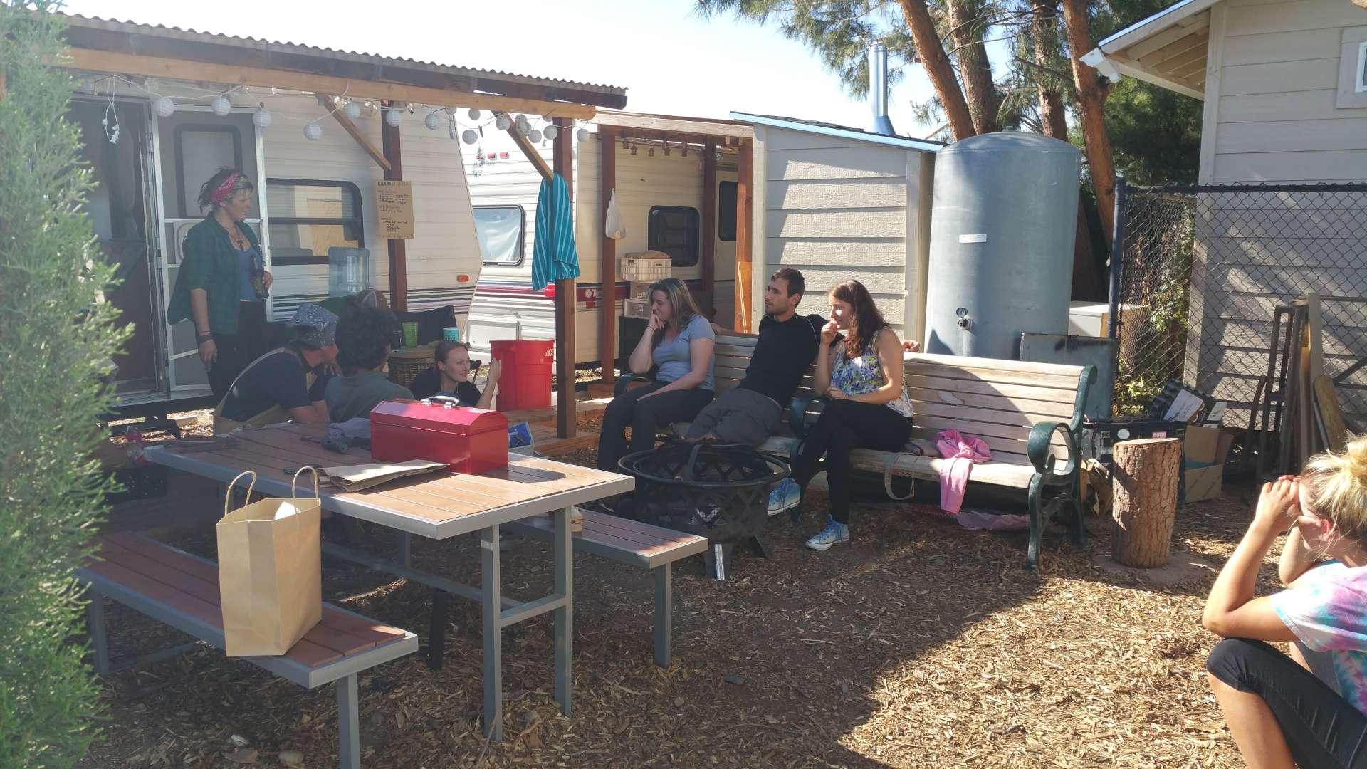 First Generation Farmers Non Profit munity Farm camping