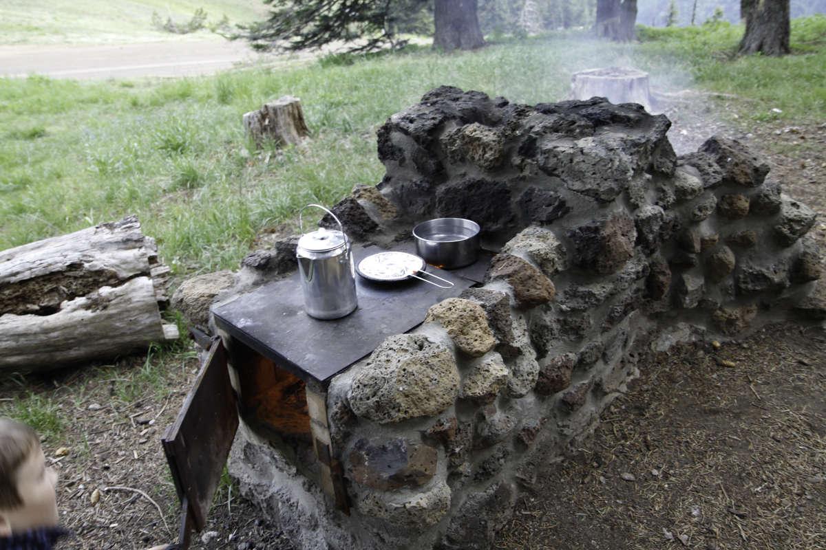 Godman Campground Trailhead Umatilla Or 3 Photos
