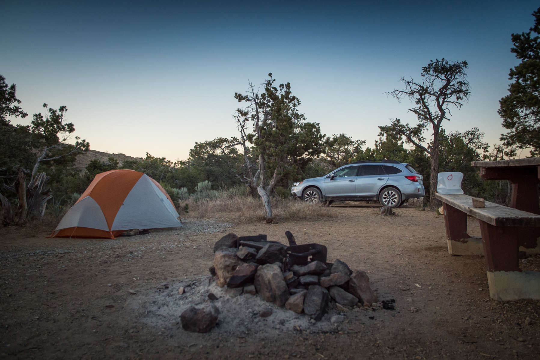 Glamping In California >> Mid Hills Campground, Mojave, CA: 1 Hipcamper review and 11 photos