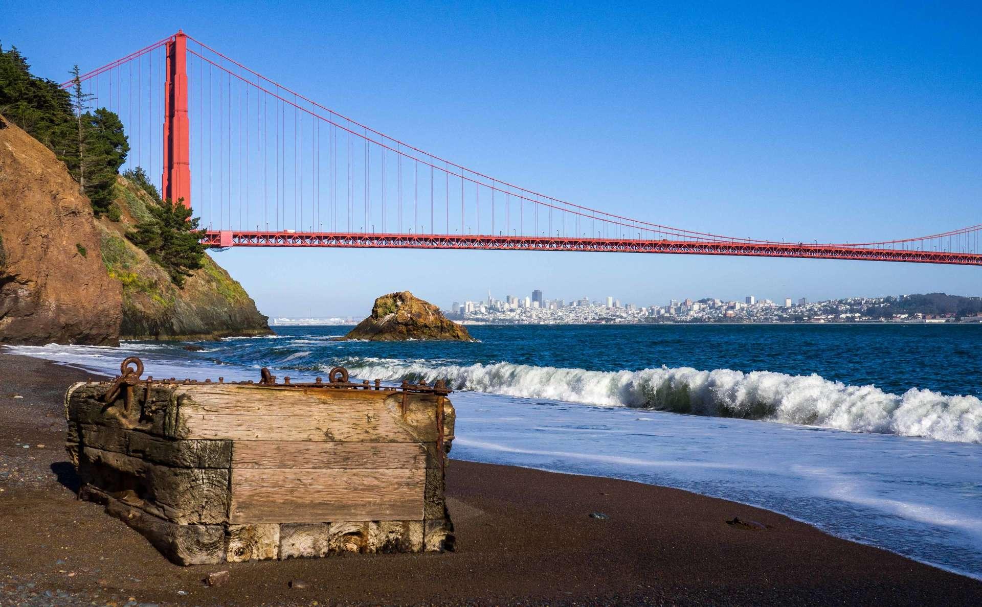 Kirby Cove Campground Golden Gate Ca 11 Hipcamper