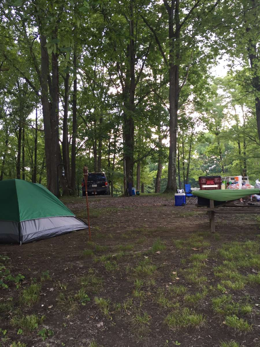 Best camping in and near pymatuning state park for Nearby campgrounds with cabins