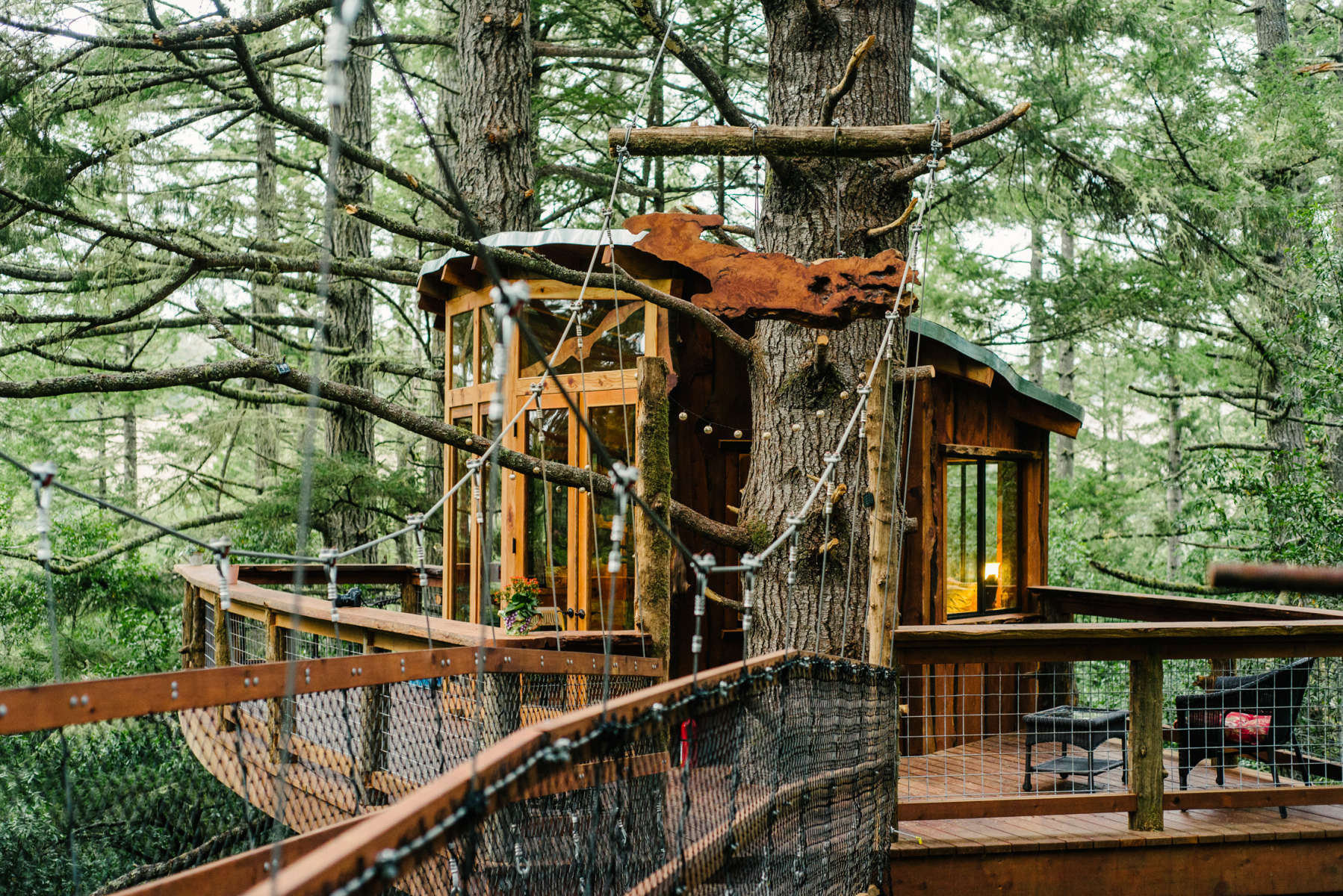 Great ... Julian B.u0027s Photo At Eagleu0027s Nest Treehouse Farmstay ...