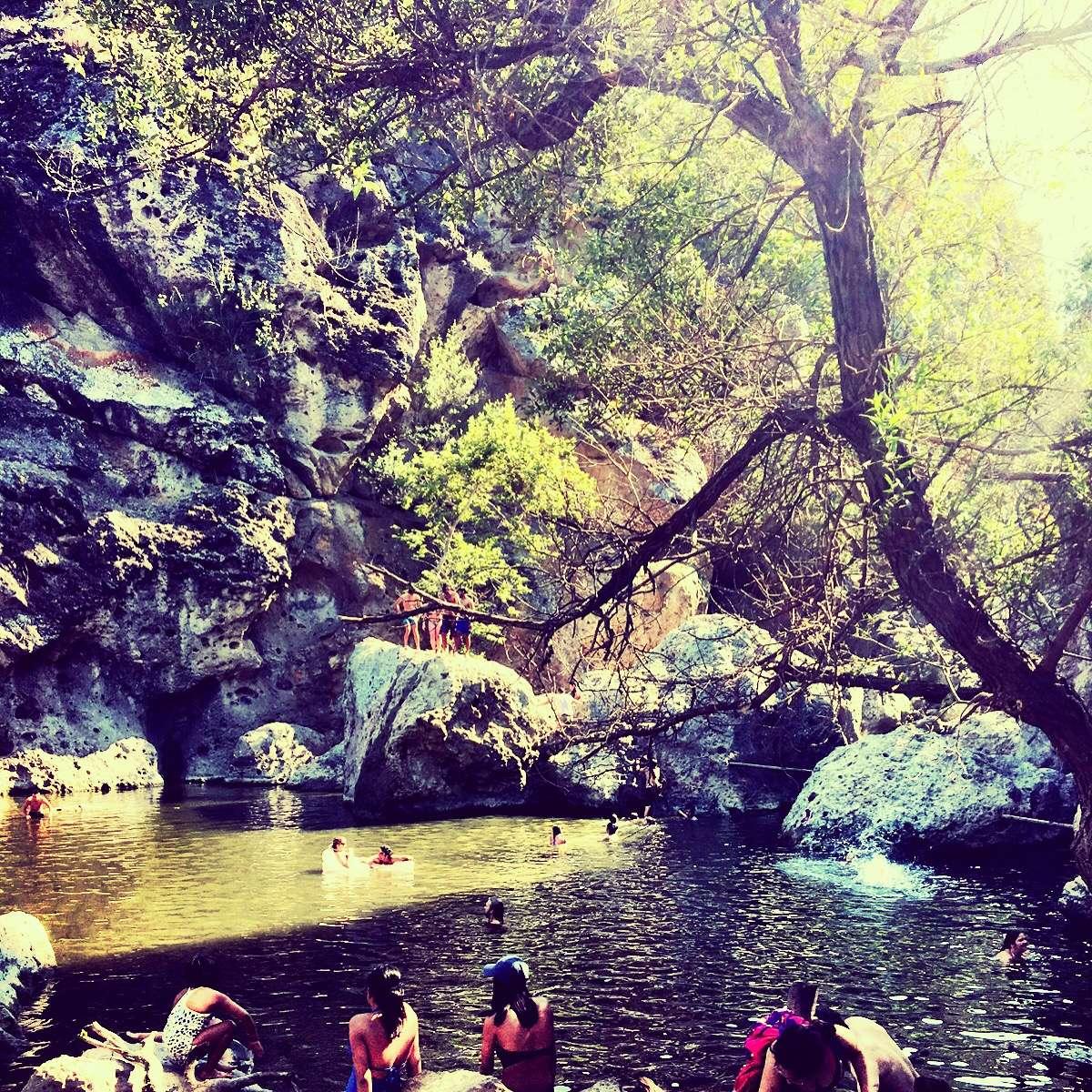 Malibu Creek Campground, Malibu Creek, CA: 18 Hipcamper