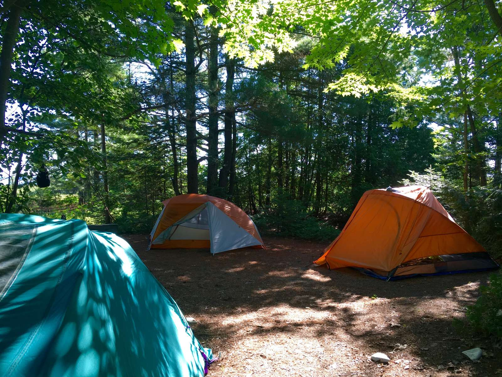 Best Camping In And Near Sleeping Bear Dunes National