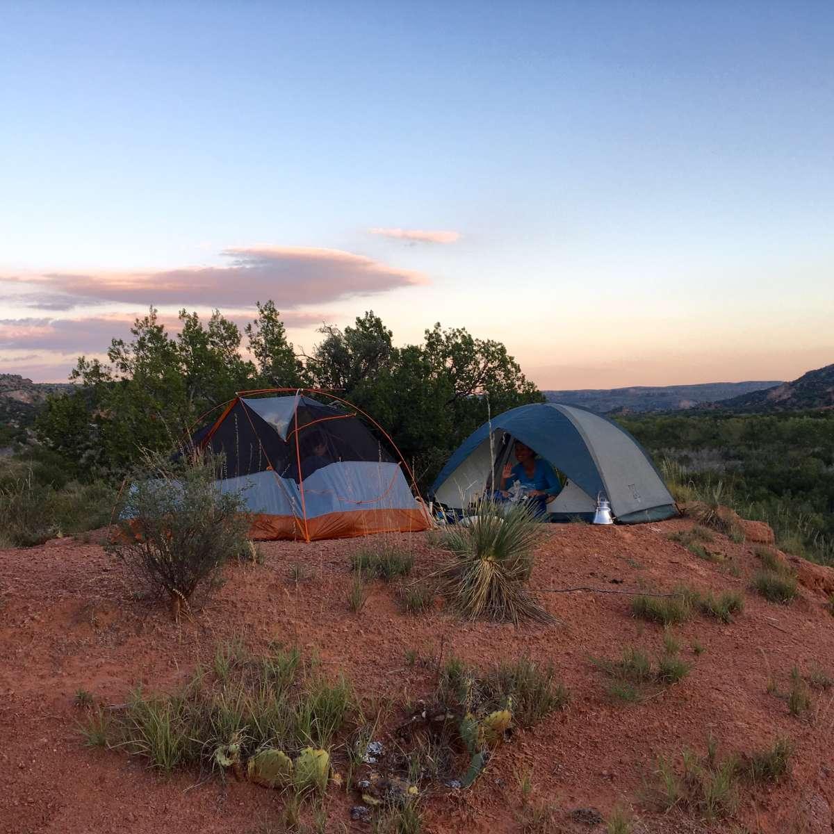 Equestrian Campsites, Palo Duro, TX: 1 Hipcamper review ...
