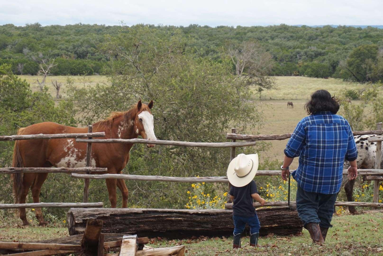 Rustic Texas Ranch Camping Kathlyn C S Land Tx 1