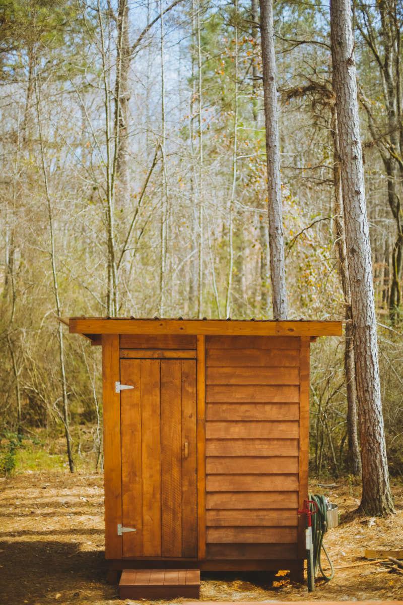Beechwood cabin tent thus far farm sc 10 hipcamper for The beechwood