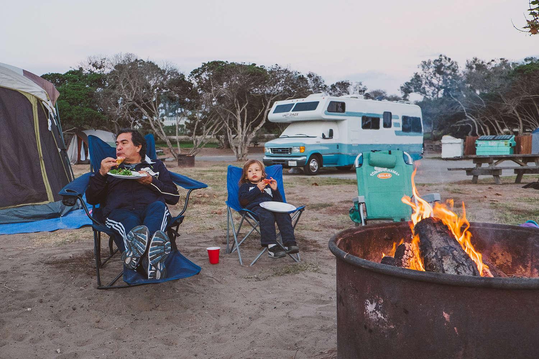 santa cruz campground, carpinteria, ca: 5 hipcamper reviews and 10