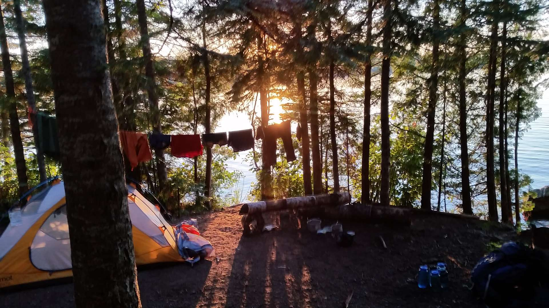 Isle Royale National Park Camping