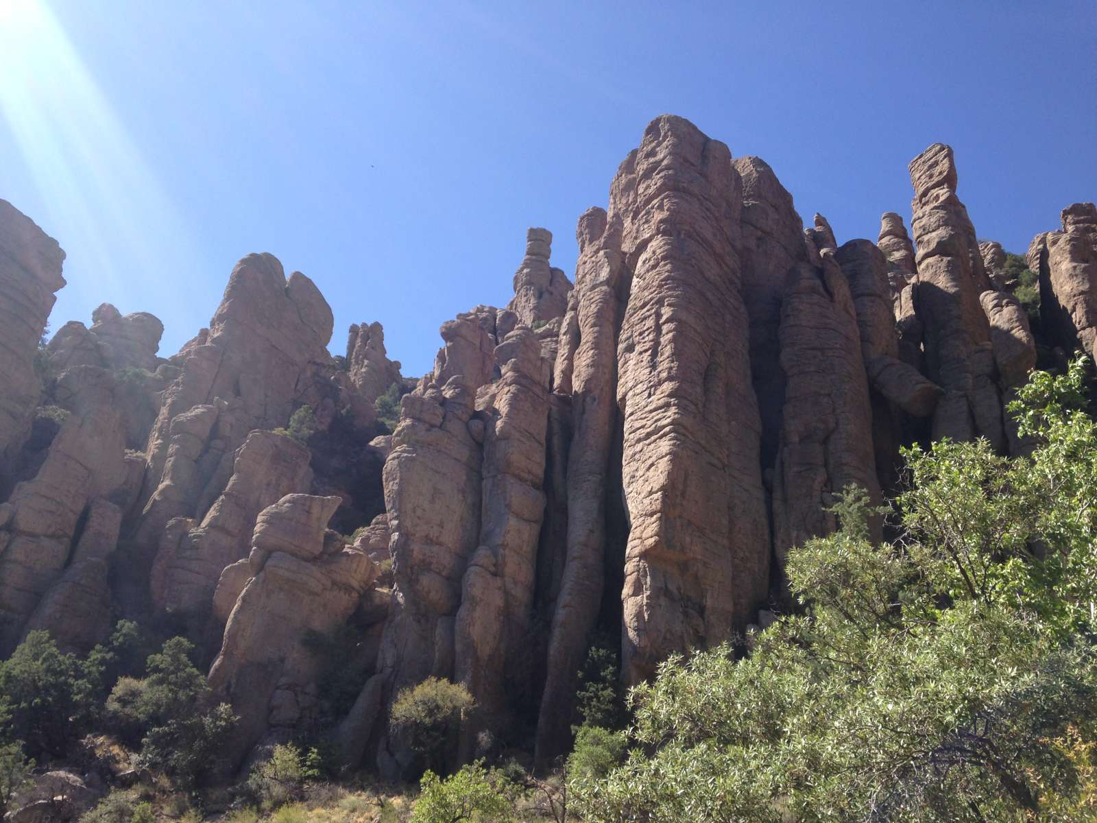 Best Camping In And Near Chiricahua National Monument