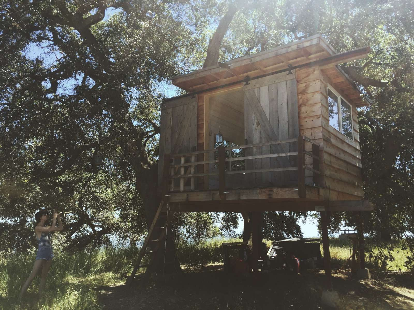 Treehouse Pictures Ojai Mountaintop Treehouse Ojai Mountaintop Treehouse Ca 42