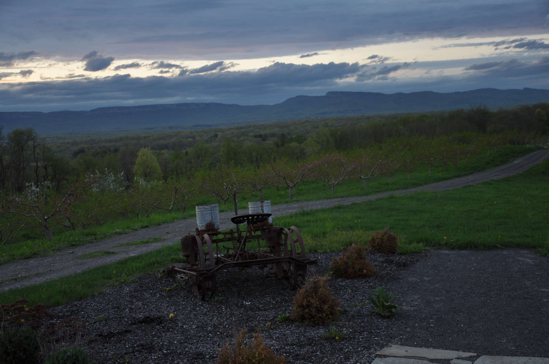 Mountain Top Campsite Wright 39 S Farm Ny 11 Hipcamper