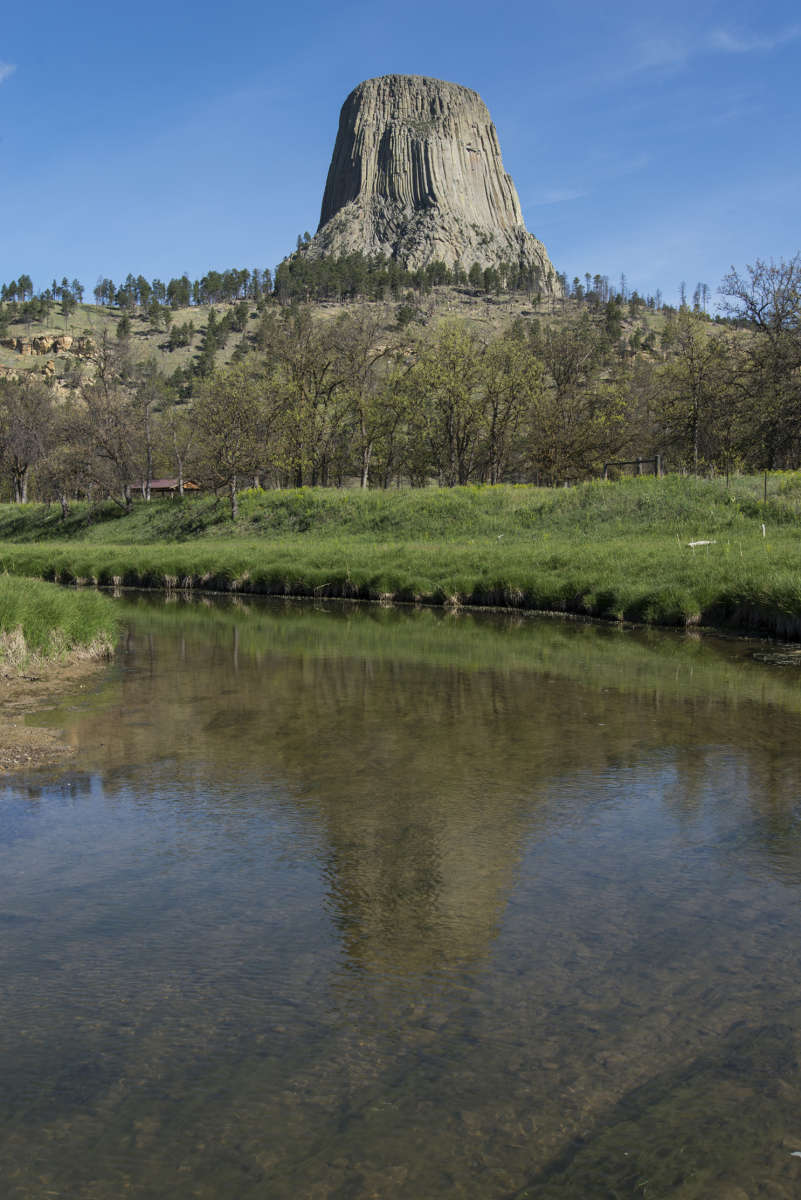 Best Camping In And Near Devils Tower National Monument