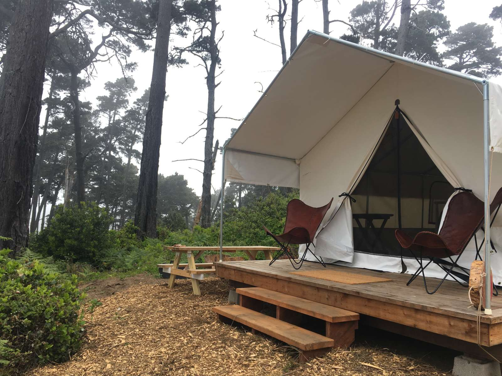 ... Alicia C.u0027s Photo At Modern Camping Mendocino: Classic ...