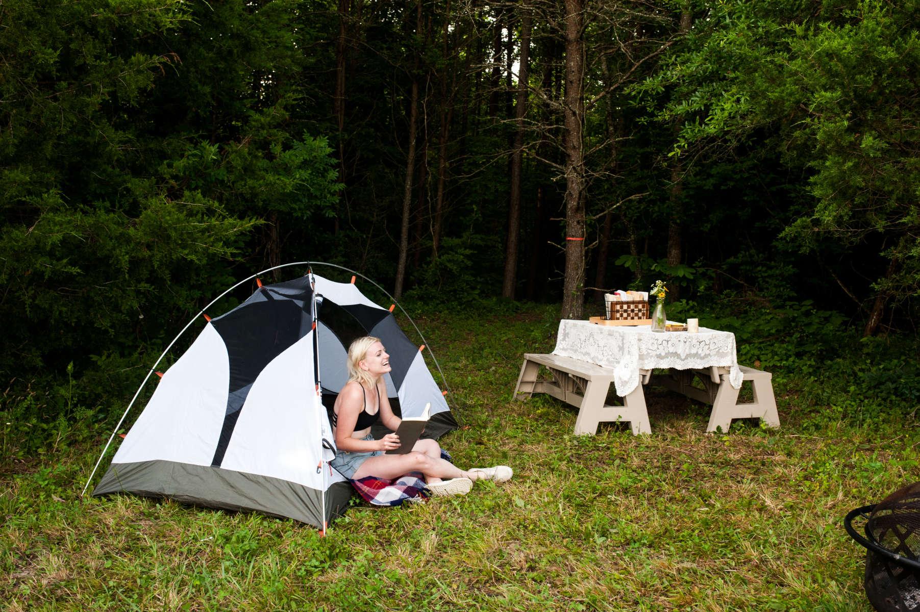Fredericksburg Va Camping