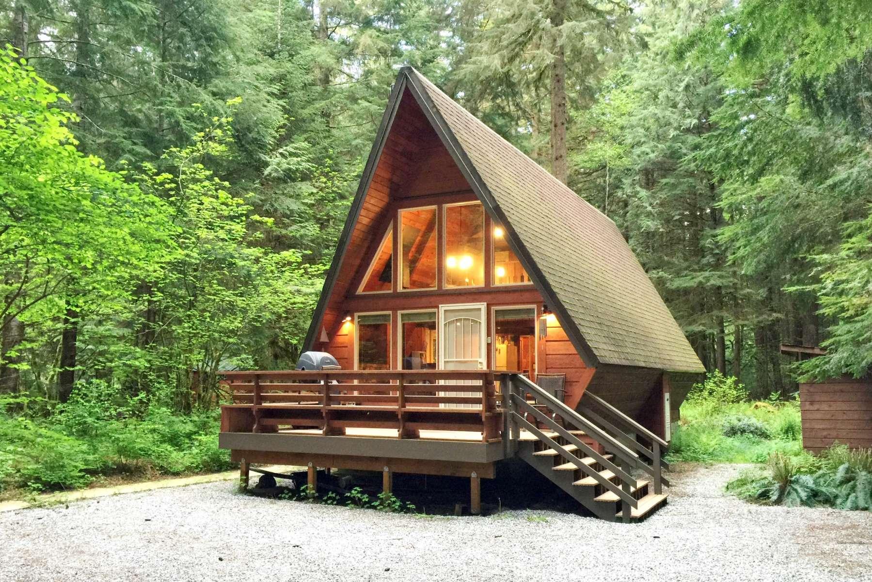 Mt baker lodging cabin 15 mt baker lodging wa 29 for Mount baker cabins