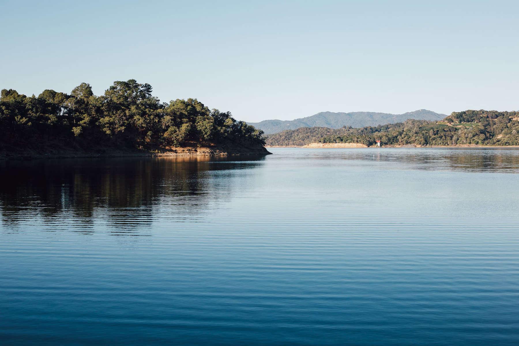 bushay campground, mendocino lake, ca: 2 photos