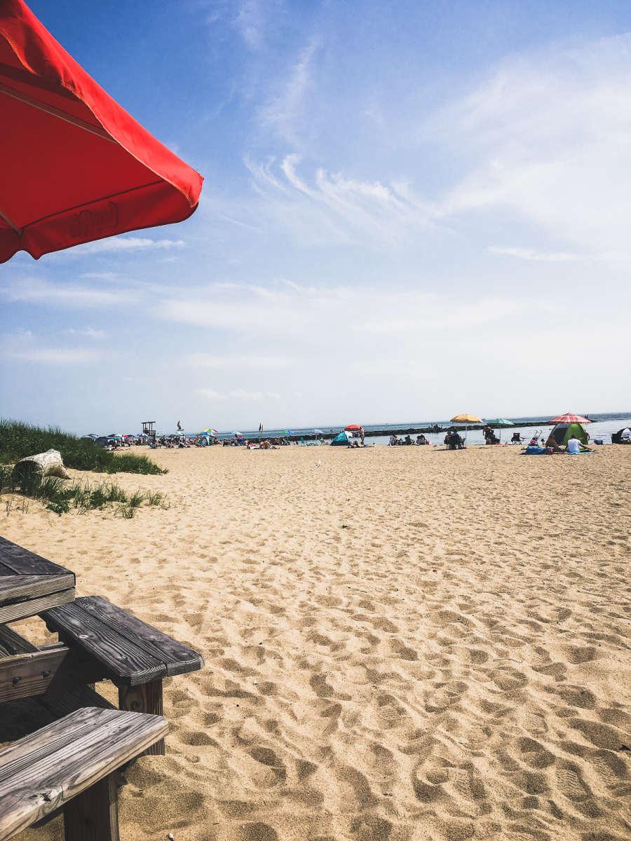 Hammonet Beach Campground Ct 4 Hipcamper