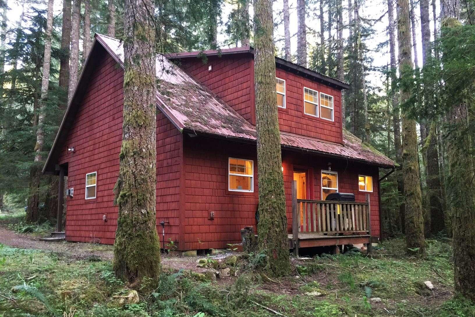 Mt baker lodging cabin 12 mt baker lodging wa 24 for Mount baker cabins